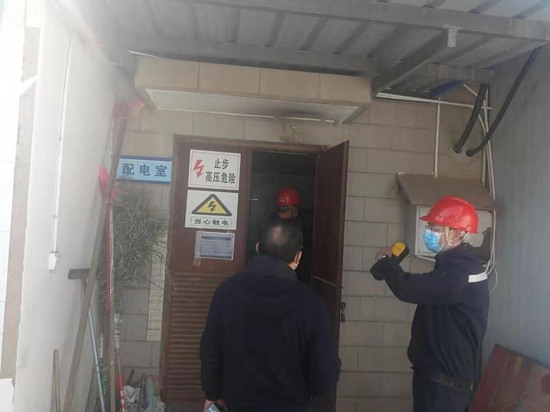 抗击疫情南方电网云南昆明供电局一线火速增援