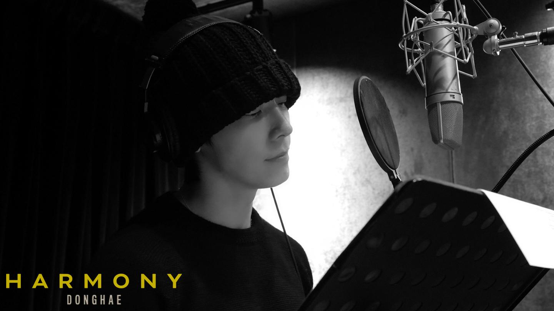 SuperJunior东海数码单曲专辑《HARMONY》最新预告照公开!
