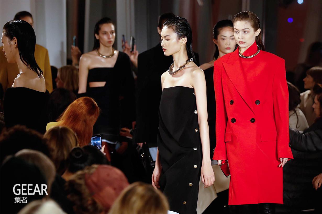 5个来自纽约时装周T台的发型灵感,时尚女生学起来吧!
