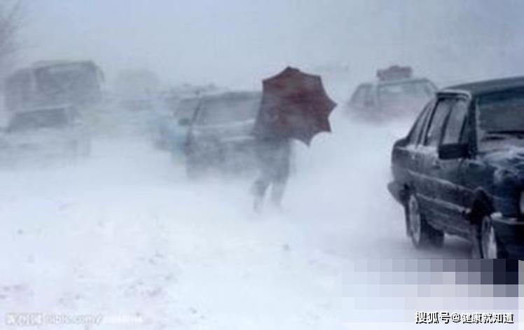 北京将迎局地暴雪,积雪深度4~6厘米