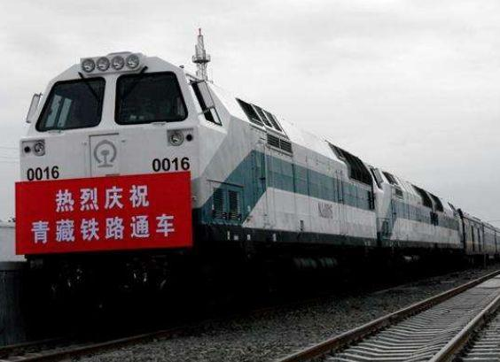 为什么一到青藏铁路,我国火车头