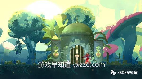 "XboxOne《死亡细胞》DLC""坏种子""正式发售支持官方中文"