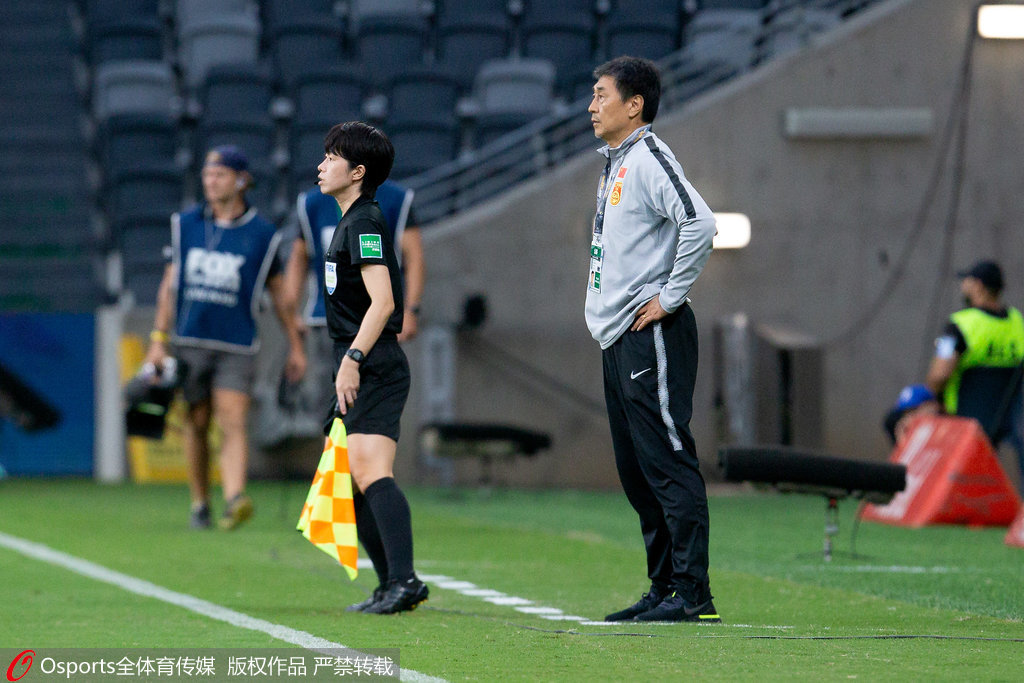 贾秀全确认女足将不回国继续留澳训练 等待足协安排