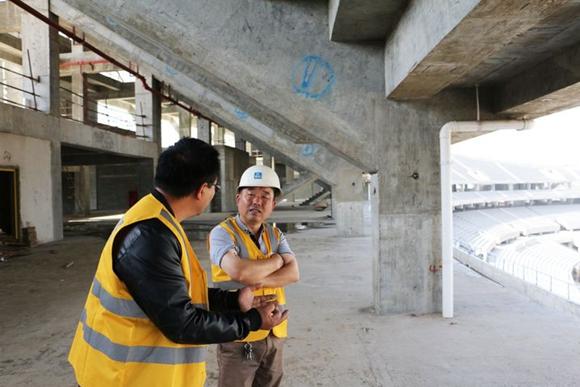 海克·克洛菲尔特:非洲基建狂潮背后的中国工人