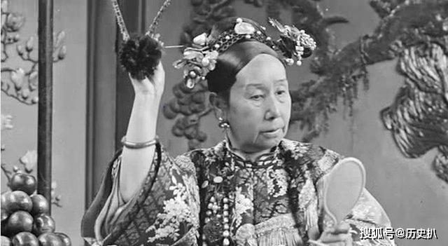 慈禧这样评论吕后,泄露掌控大清江山48年的秘密