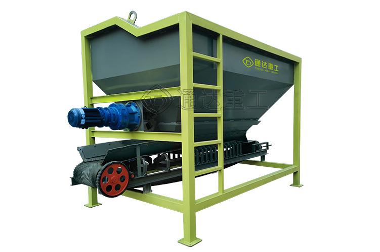 有机肥生产线成套设备工艺流程