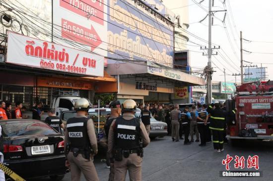 泰媒体直播枪案军警行动惹争议政府将制定报道准则