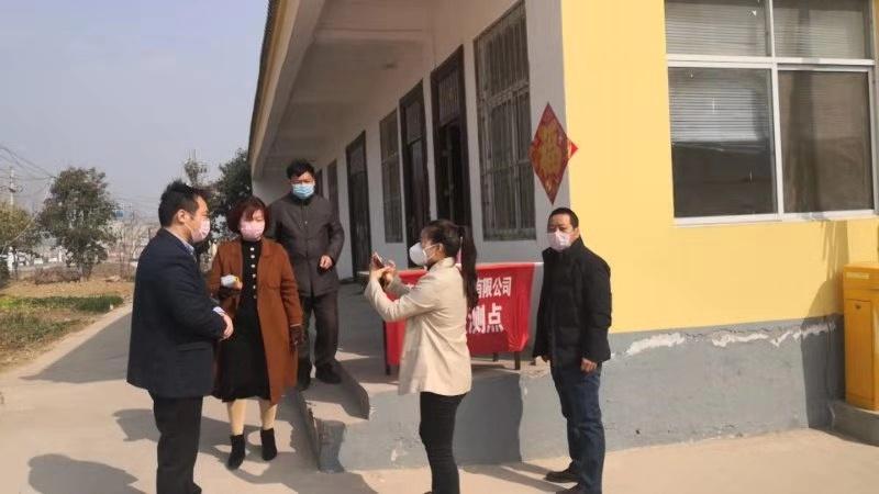 清华大学生在家乡积极投身疫情防控工作