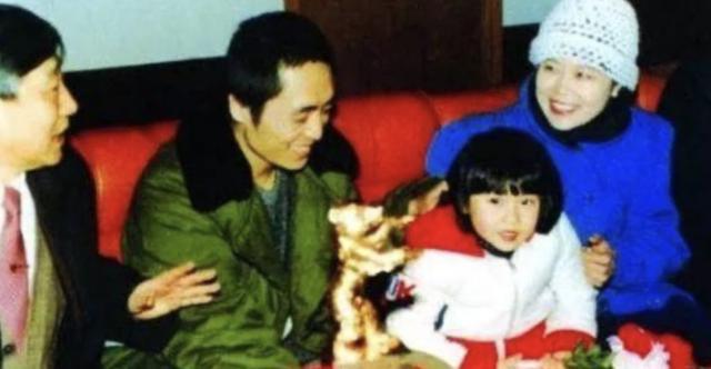 19岁辍学生子,5年生3个孩子,陈婷凭什么能征服张艺谋?