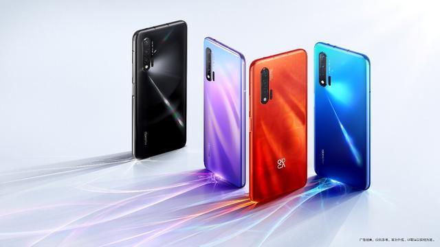 2020年潮人必备数码单品华为nova65G尽显潮美科技