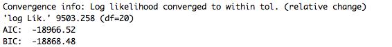 R语言用隐马尔可夫模型HMM进行股票预测