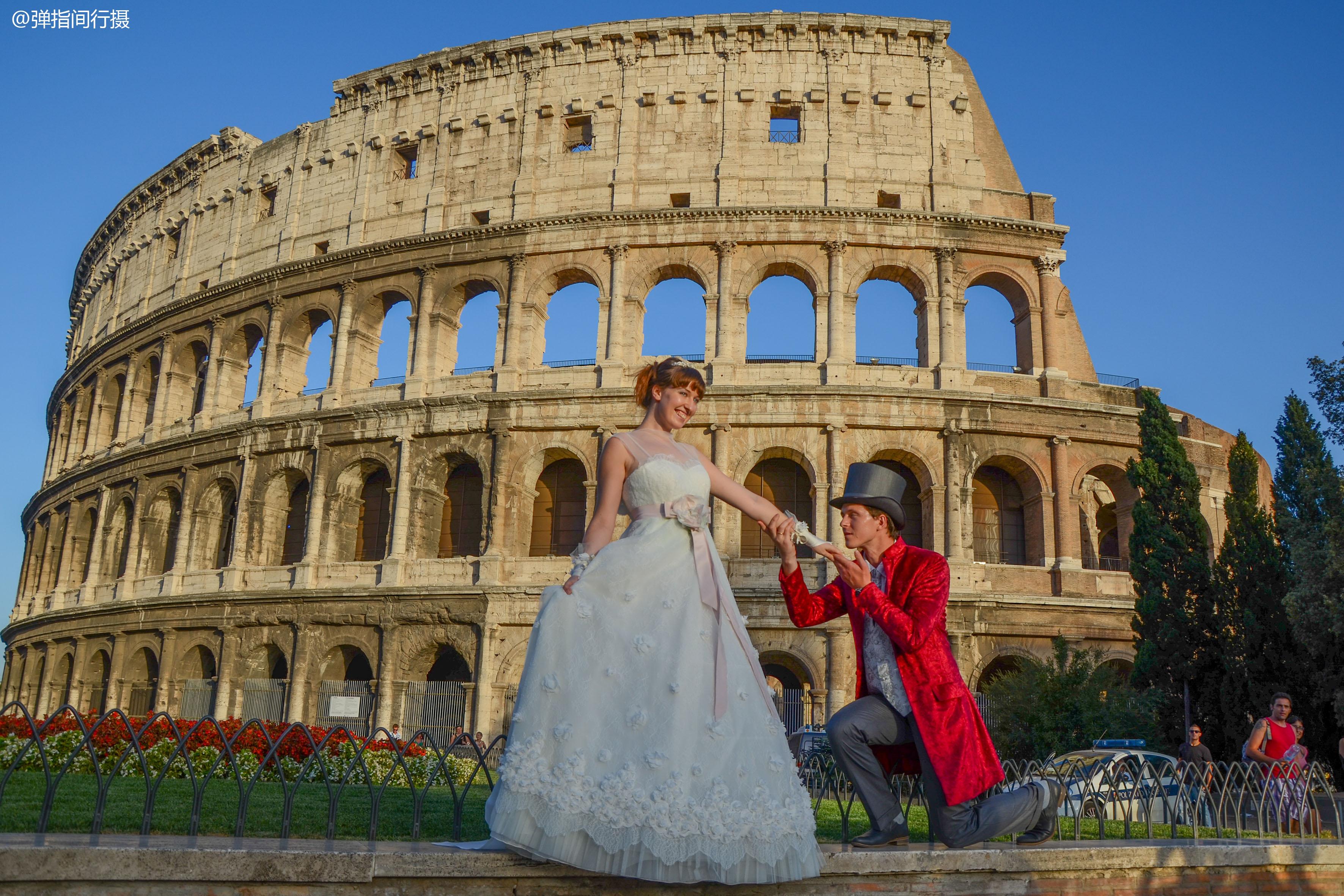 意大利罗马着名地标,历经2000年风雨洗礼,如今成最浪漫旅游点