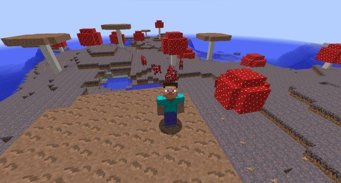 《我的世界》九成玩家都不知道的冷知识哞菇竟然能够自我繁殖?