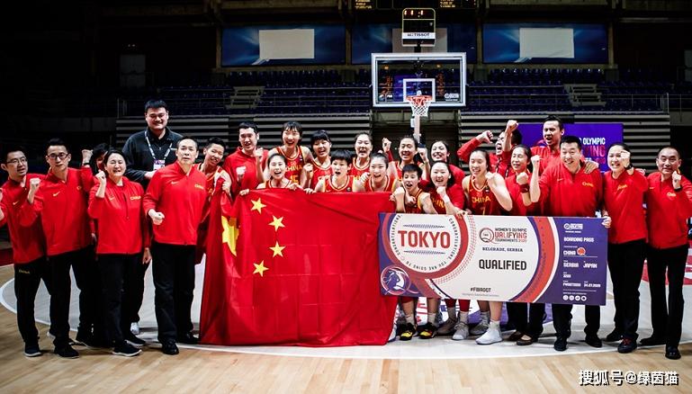 女篮世界排名公布!中国队意外跌出前八,依旧霸占亚洲第一_中国女篮