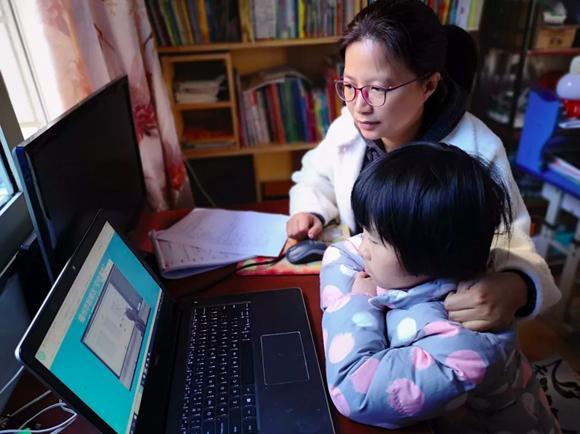 清北网校助力厦门市 7.4万学生在家上课