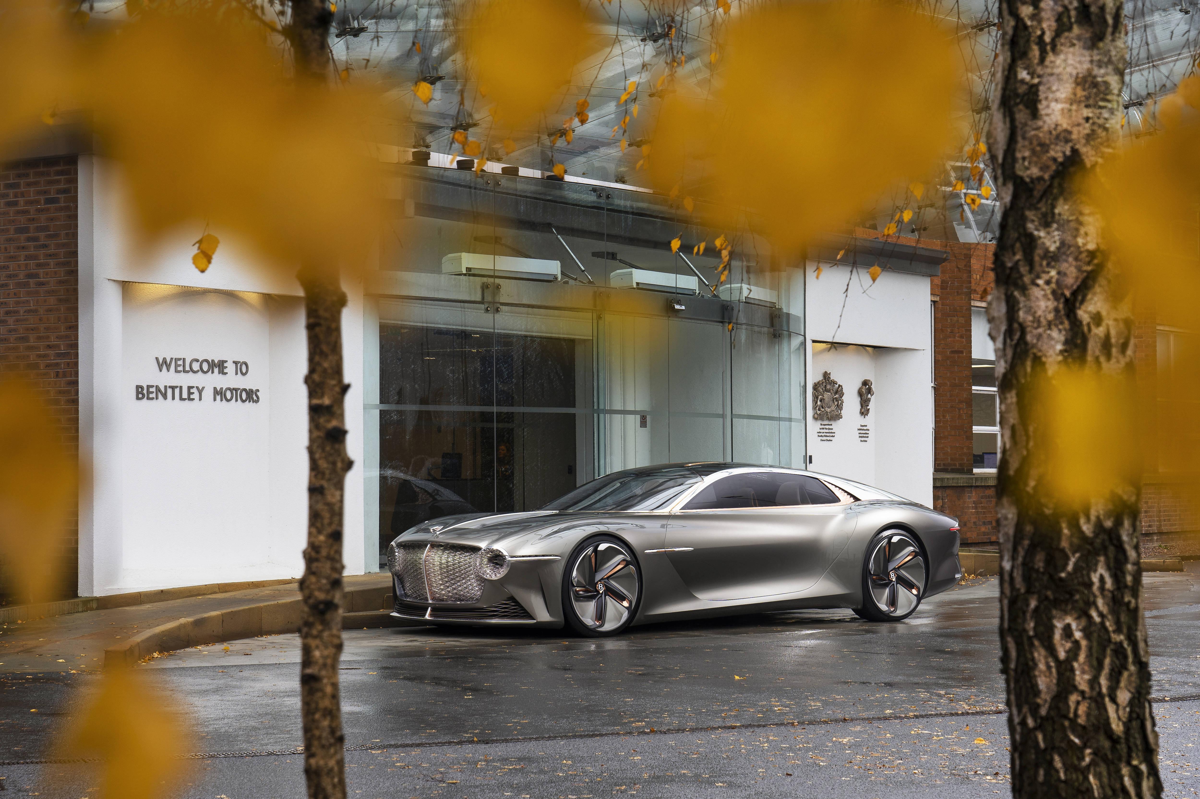 奢华至极,宾利史上最夸张的概念车即将量产_搜狐汽车_搜狐网