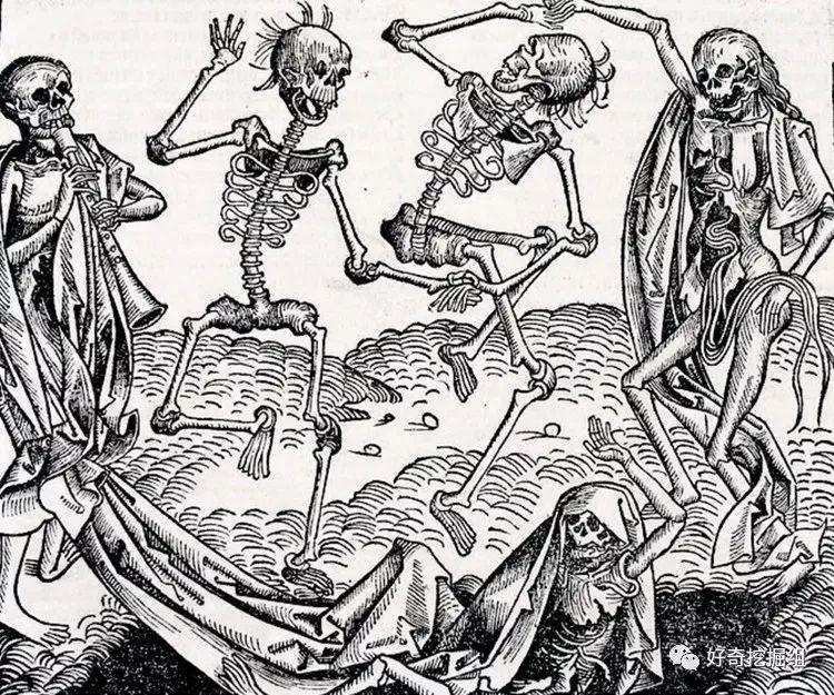 """""""黑死病""""肆虐欧洲,却促使英语成为官方语言"""