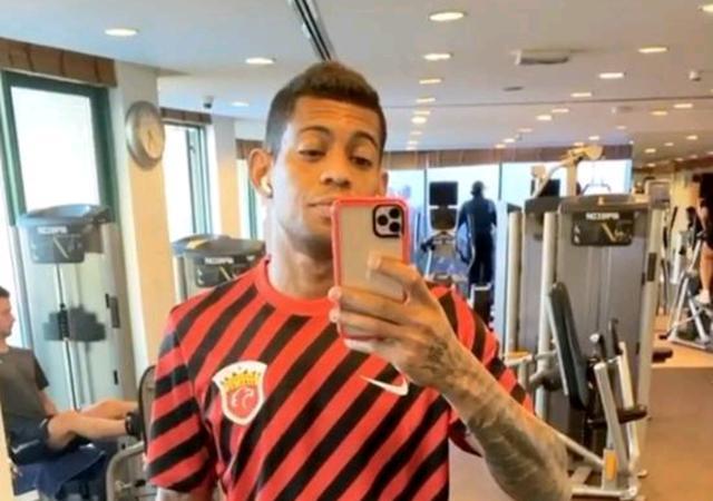 官方:巴西球员里卡多-洛佩斯加盟上海上港 曾助全北问鼎亚冠