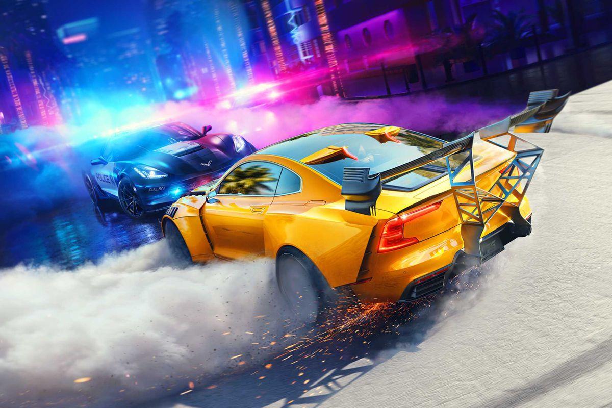 EA将《极品飞车》系列重新交由Criterion工作室操刀_games