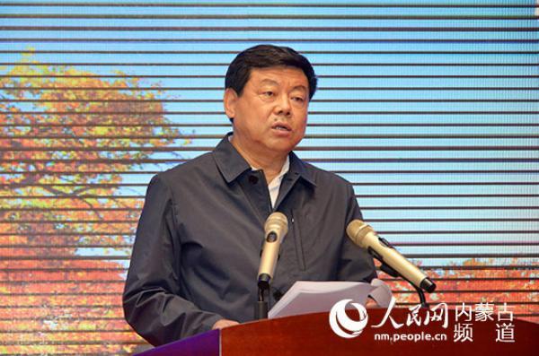 内蒙古自治区党委原办公厅主任包广林涉利用影响力受贿被逮捕