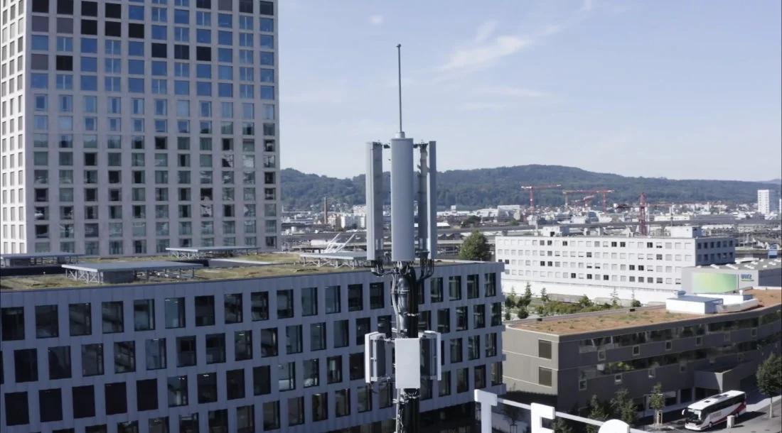 爱立信打破华为5G毫米波速率纪录