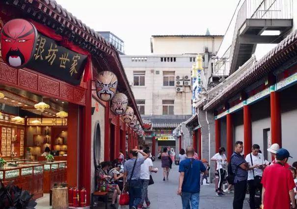 中国著名的8条步行街,去过3条算合格,全都去过太厉害