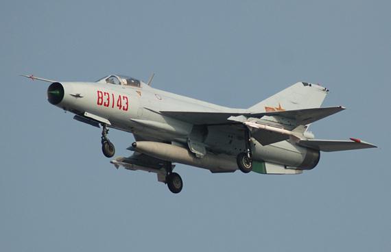 歼-7唯一一次海外实战纪录,升空30秒击落敌机:新型导弹一战成名