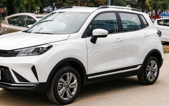 被忽视的长安精品SUV比宝骏510帅不到5万,油耗4分钱一公里