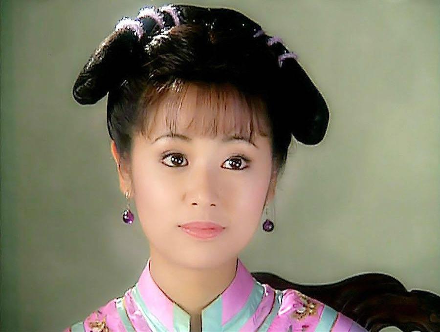 原创             谁才是《还珠格格》里的颜值top,直男公认的最美竟然不是紫薇?