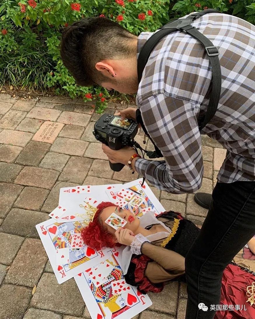 摄影师曝光童话风大片的惨淡幕后……都是什么鬼啊哈哈哈哈哈!