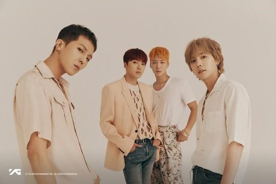 WINNER將在3月推出新專輯 主打曲由宋旻浩親自創作