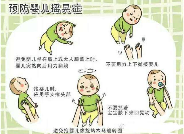 哄孩子时别做这个动作,严重时会导致婴儿死亡