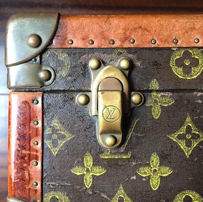 摩登日记|路易威登的起源与老花设计