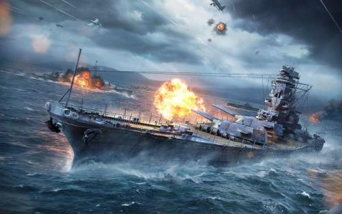 原创            为何珊瑚岛海战仅仅过去一个月, 日本就急于发动中途岛海战?