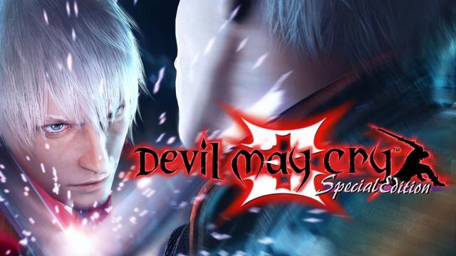 Switch版《鬼泣3》新增但丁维吉尔兄弟合作玩法