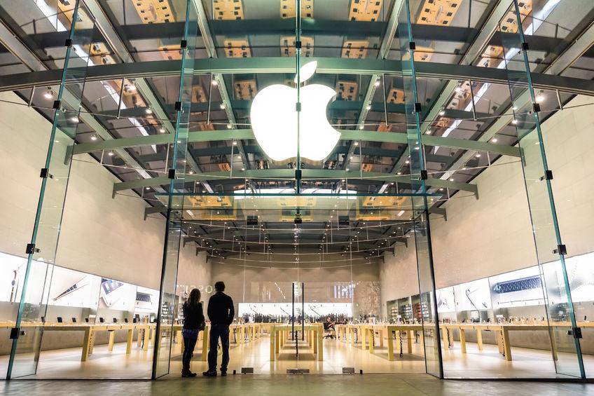 美国法院裁定苹果为强制开包检查程序向员工支付工资