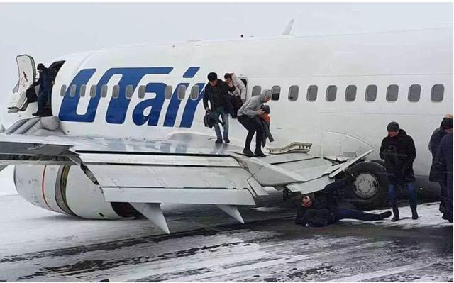 又是波音737闯的祸,机上94名乘客生死一线,幸亏遇到了战斗民族