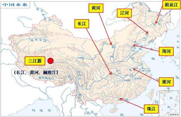 """国内最厉害的""""小河"""":身为一条支流,地位却与长江黄河相当"""