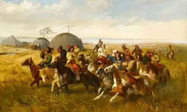 北元时期鄂尔多斯万户之领地