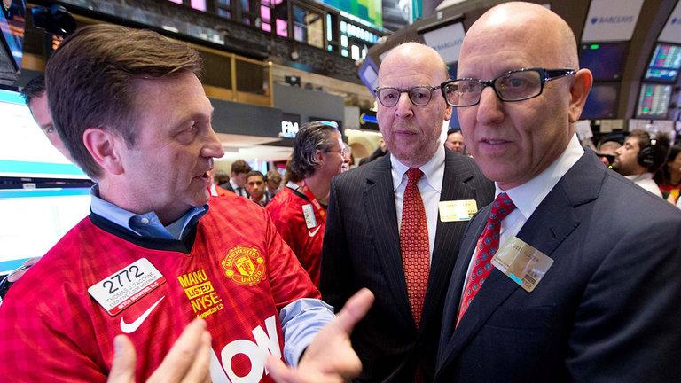 格雷泽为曼联估值50亿!只愿出售两成股份,认为曼联比皇马巴萨稳定