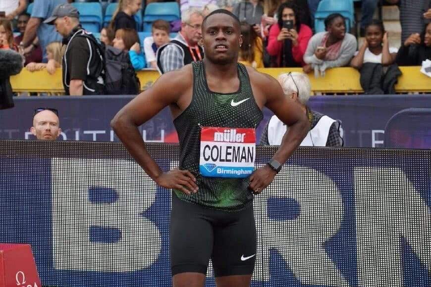科尔曼60米6秒48创世界最佳 徐惠琴撑竿跳刷新PB