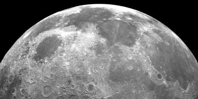 神庙发现3600年前月球背面图,现在即使是地球人也难绘制!_地图