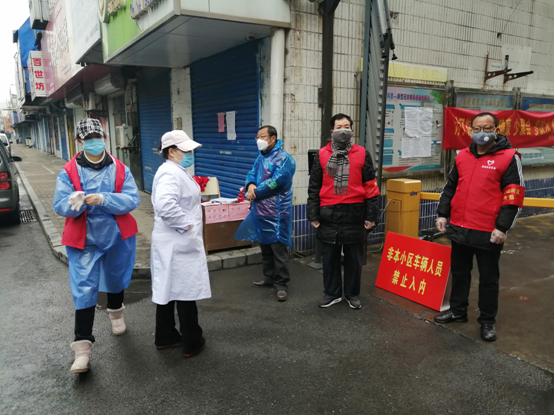 壹基金联合救灾安徽蚌埠伙伴在行动