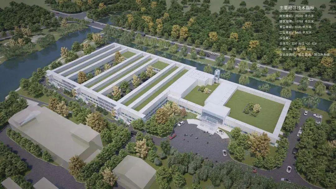 应急医院设计图火线出炉 江苏建筑设计人这样做