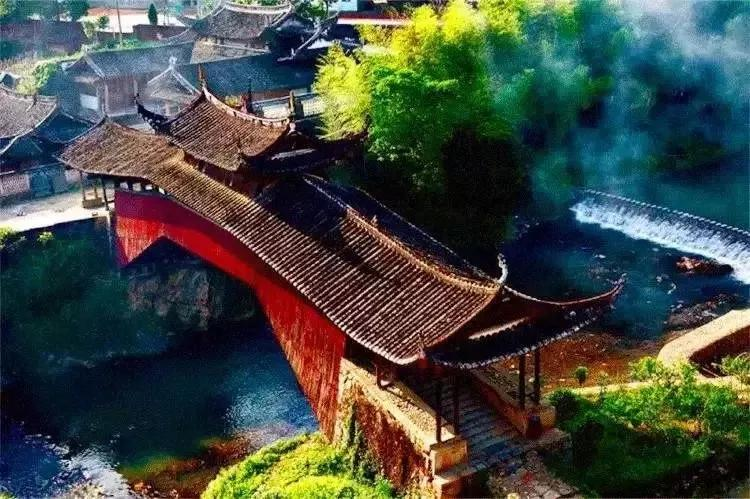 """中国古代最牛的""""三无建筑"""",任凭风吹雨打,说不垮就不垮!"""