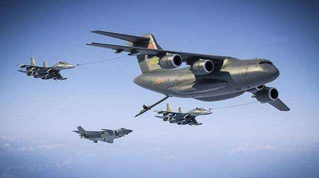 这才是大国空军必备军机,运20全新型号现身,终于等到这一天