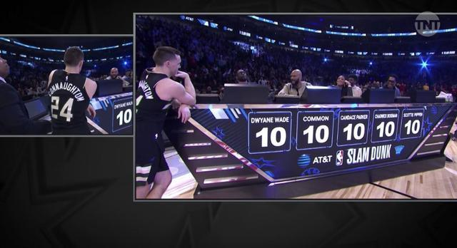 【影片】創意十足!如果評委們看懂了Connaughton的第一個灌籃,Jones或許進不了決賽!-籃球圈