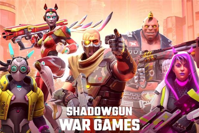 《ShadowgunWarGames》登陆Android和iOS