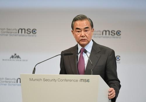 王毅谈华为5G问题:相信欧洲国家都会做岀明智选择