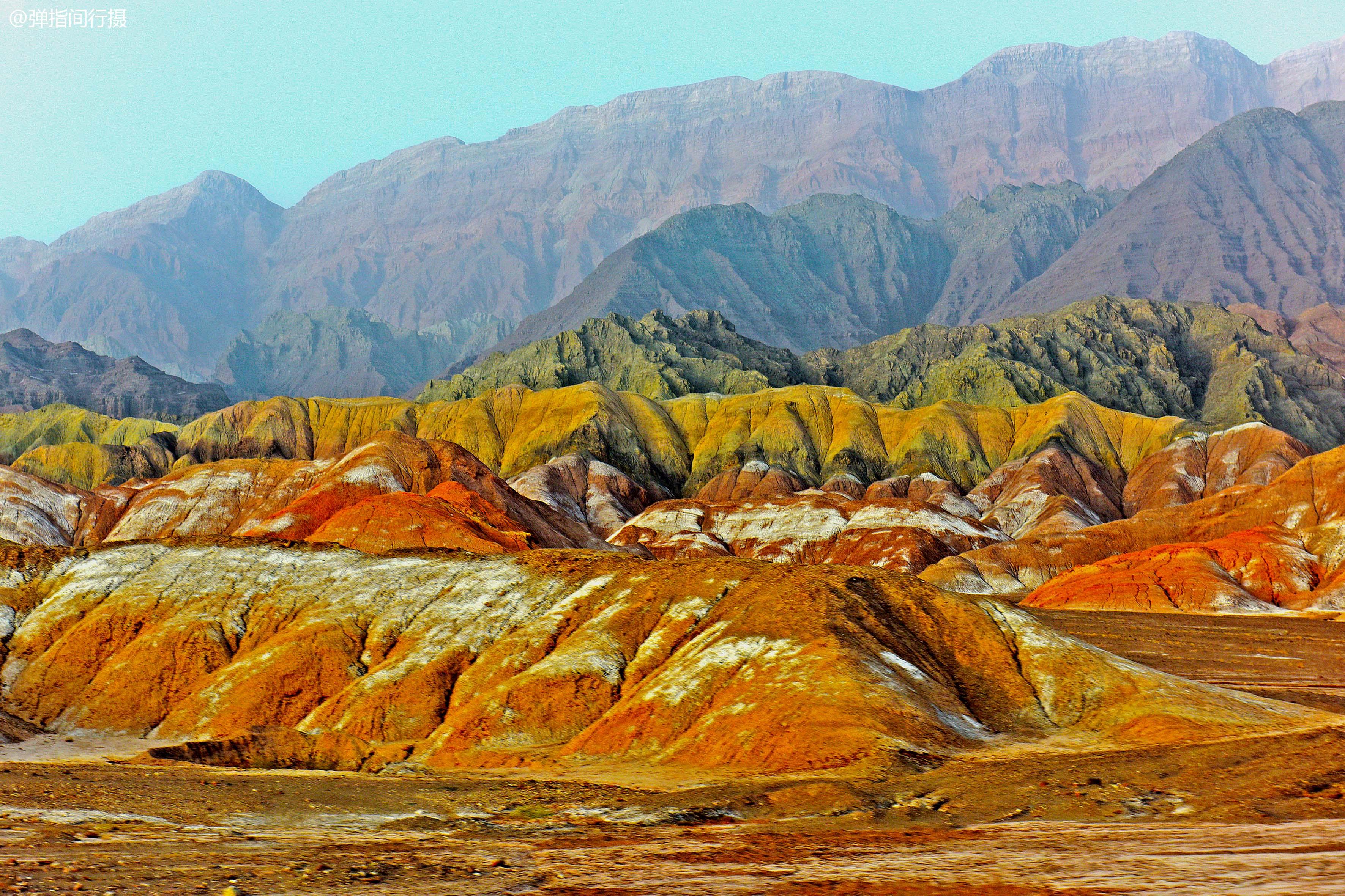 <b>北疆看风景,南疆看风情?走过新疆这些地方,我不同意这个说法!</b>